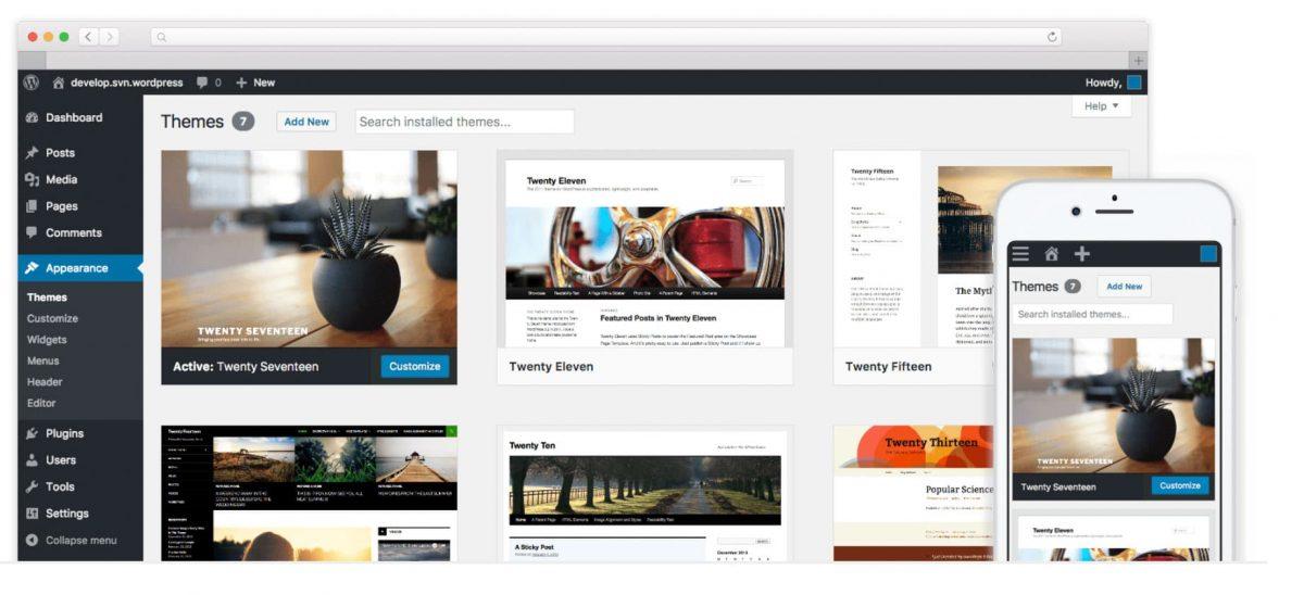 WordPress - världens mest populära CMS